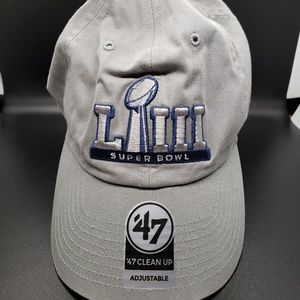 Superbowl 53 Logo Hat